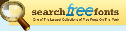 logo searchfreefonts